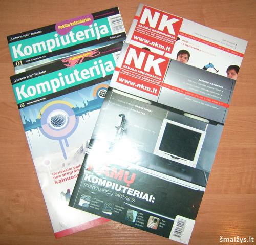 Kompiuterija NKM 25
